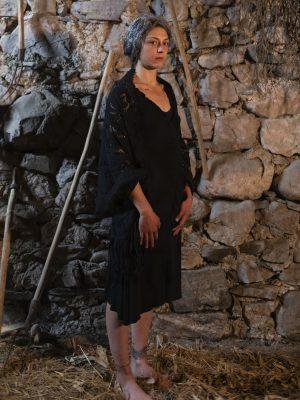 Flavia Rossi, Mi affaccio sul bordo della valle, 2019